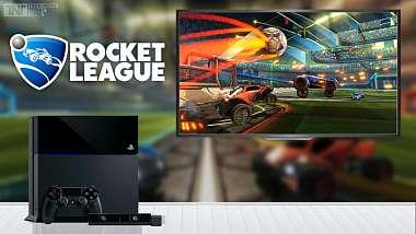 Fotbálek Rocket League bude podporovat PlayStation 4 Pro
