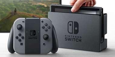 Zatím nevydané Nintendo Switch bylo rozkradeno