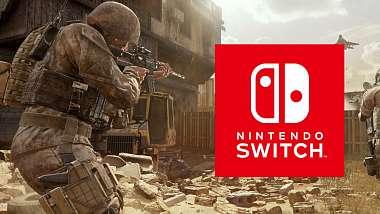 Vyjde Call of Duty: WW 2 na Nintendu Switch?