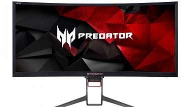 Acer uvedl další zakřivený monitor – model Predator Z35P