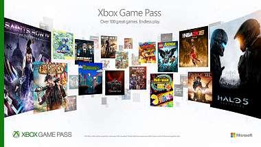 Služba Xbox Game Pass otevírá své brány