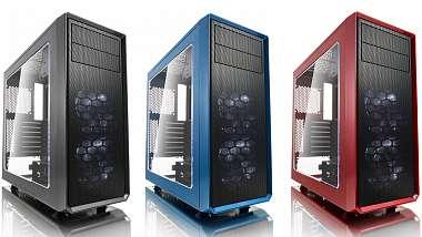 Fractal Design oznámil skříň Focus G a její menší variantu