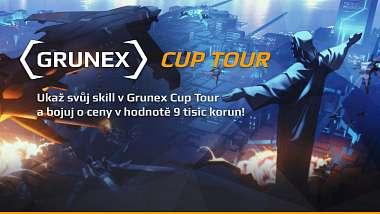 Ukaž svůj skill v 1v1 OW Grunex Cup Tour a bojuj o ceny v hodnotě 9 tisíc korun!