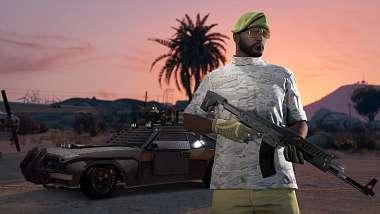 Rockstar láká na blížící se update GTA Online