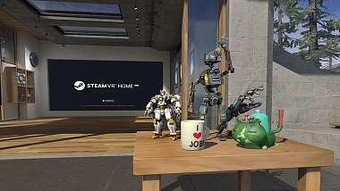 Steam přidává do virtuálního domova sbírání předmětů