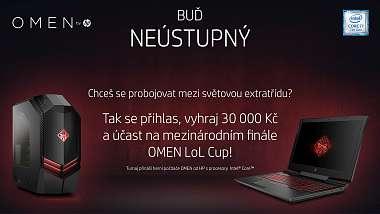 Inside Games a eSuba  již tuto sobotu ve finále OMEN LOL Cupu