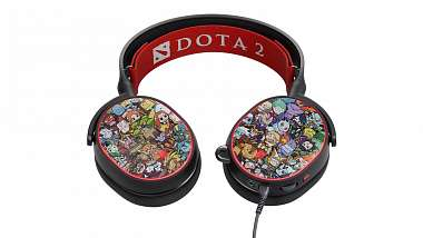 SteelSeries uvádí Dota 2 edici headsetu Arctis 5
