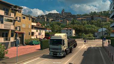 Euro Truck Simulator 2 po Francii nabídne i kompletní Itálii