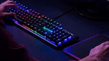 SteelSeries oznamuje mechanickou klávesnici Apex M750