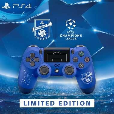 Sony představilo fotbalovou verzi pro Dualshock 4