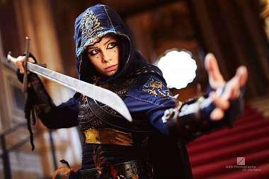 Podívejte se, kde vznikají nejlepší fotografie herních cosplayerů