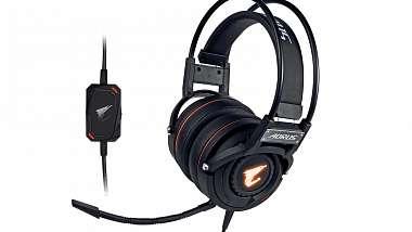 Gigabyte oznamuje první headset pod značkou Aorus