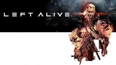 Square Enix oznámilo střílečku Left Alive