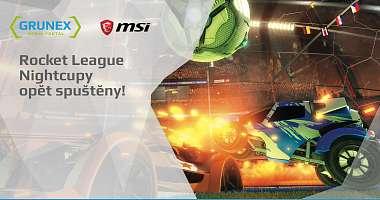 MSI Rocket League NightCupy opět spuštěny.