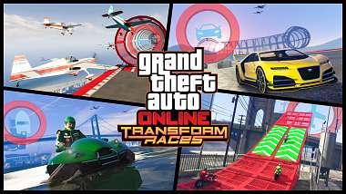 GTA Online dostane zcela nový způsob závodění