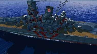World of Warships: Na supertestu se objevila nová bitevní loď na devátém tieru