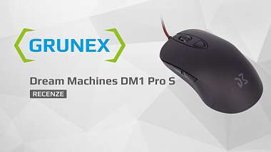 Recenze: Dream Machines DM1 Pro S - na trh se dere nová značka