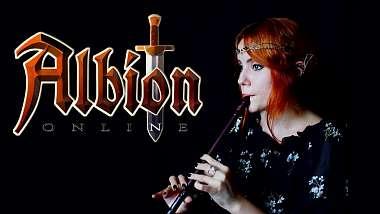 Rusovláska, která vám zazpívá nejkrásnější melodie z her