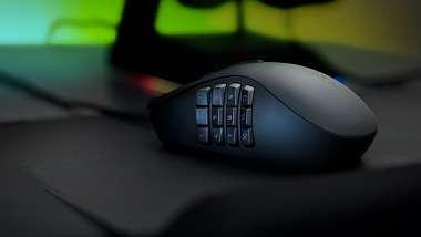 Razer nabídne již devátý model myši Naga