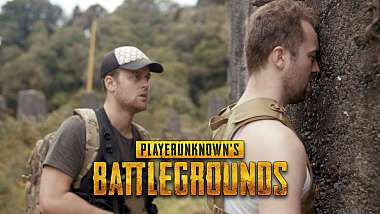 Logika pohledu ze třetí osoby v PlayerUnknown's Battlegrounds