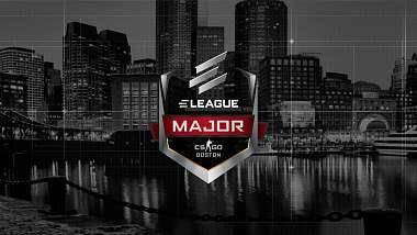 První zápasy ELEAGUE Major: Boston