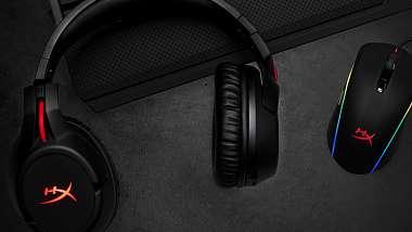 HyperX uvádí první bezdrátový headset Cloud Flight