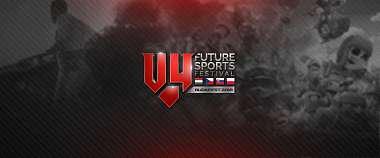 V4 Future Sports Fest - český tým na mezinárodním turnaji