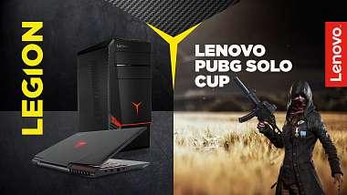 První 2 PUBG turnaje v březnu budou v barvách Lenovo