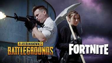Jak to vypadá, když PlayerUnknown's Battlegrounds potká Fortnite