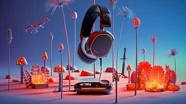 SteelSeries uvádí headsety Arctis Pro určené náročným hráčům