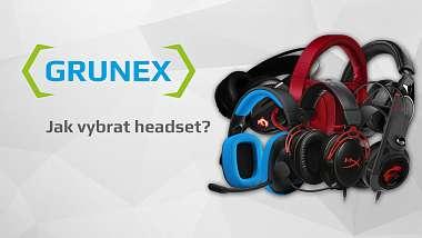 [Speciál] Výběr herních headsetů