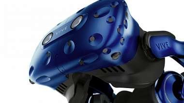 HTC oznámilo cenu VR headsetu Vive Pro a zlevnění původního modelu