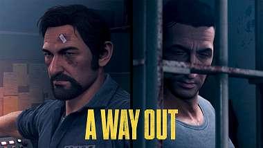 Hardwarové nároky kooperativní akce A Way Out