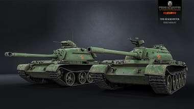 [WoT] Nové prémiové tanky v technologickém stromu