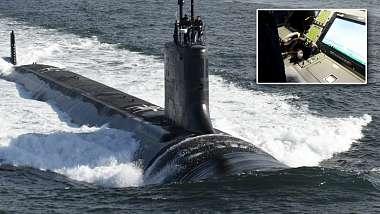 Nová americká ponorka využívá pro ovládání Xbox 360 ovladač
