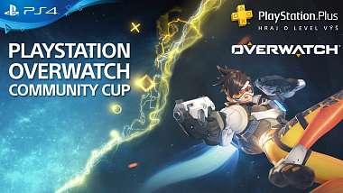 PlayStation přináší v dubnu Overwatch Community CUP