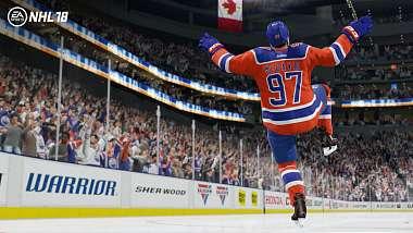 NHL 18 přidáno do nabídky EA Access