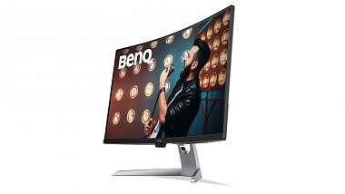 "BenQ uvádí 32"" monitor s FreeSync 2, QHD rozlišením a 144 Hz"