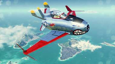 [WoWp] XF-85 Goblin první prémiové letadlo na tieru IX