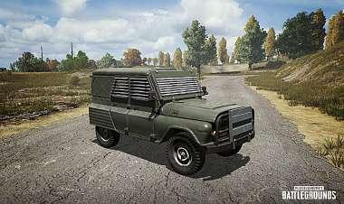 PUBG - Do PUBG dorazil nový event, který sebou přinesl pancéřované UAZ