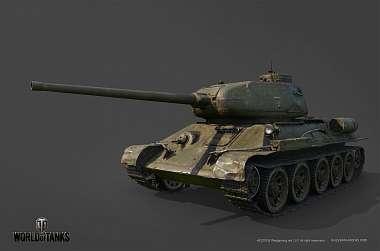[WoT] T-34-85M pro hráče, kteří se vrátí k WoT