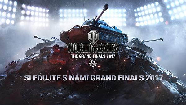 [WoT] Moskevské Grand Finals 2017 vrcholí tento víkend