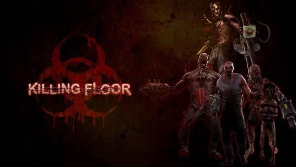 Ulovte Killing Floor v časově omezené nabídce zdarma