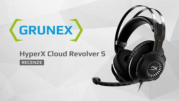 Recenze: Headset HyperX Cloud Revolver S 7.1