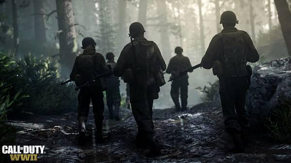 Call of Duty: WWII ukázalo parádní příběhový trailer [Aktualizováno]