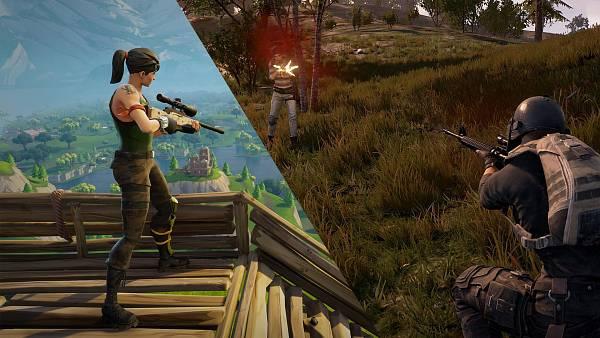 Drama - PUBG vs. Fortnite, Bluehole vs. Epic Games