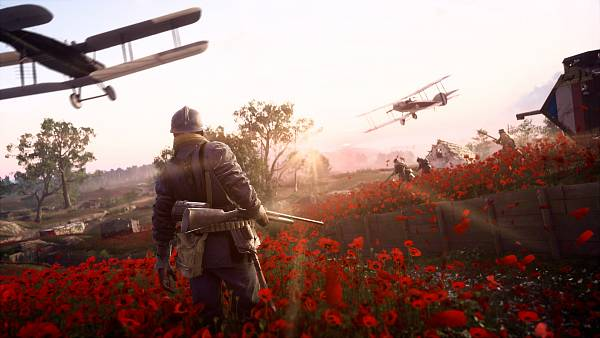 Premium Battlefield 1 mapy jsou nyní s omezením dostupné všem hráčům