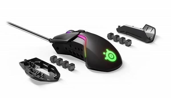 Nový Rival od SteelSeries dostal dva senzory