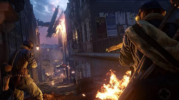Battlefield 1: Další noční mapa zdarma pro všechny + trial zbylých Premium map