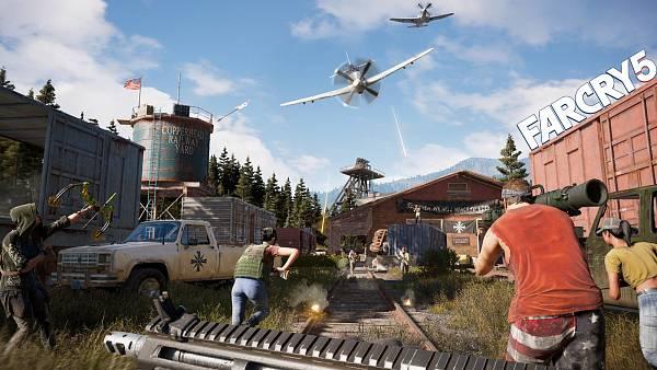 Nové Far Cry 5 video se věnuje zvířatům, postavám a kooperaci